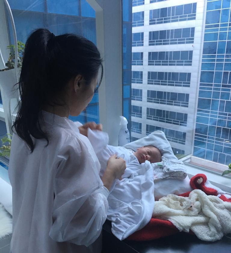 postpartum care center